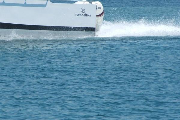 Seaski Minimal Bow Wave